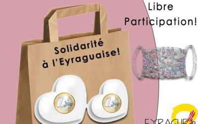 Collecte en faveur des commerçants et artisans d'Eyragues